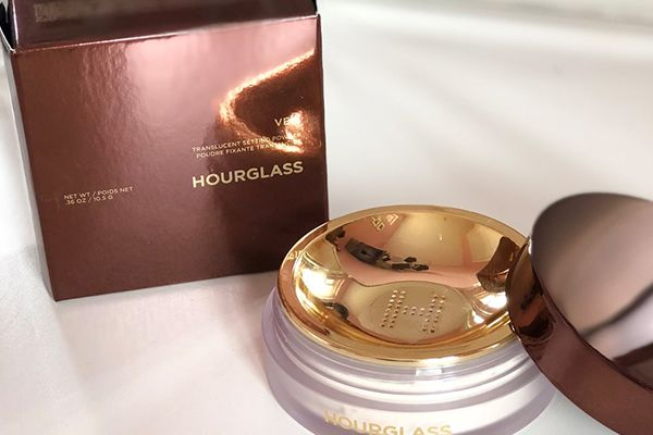 Hourglass Veil Poudre Fixante Translucide