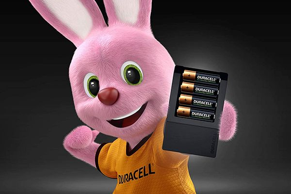 Duracell Chargeur Piles Rechargeables Ultra Rapide 15 minutes