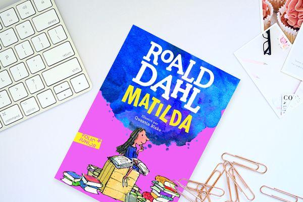 Matilda, de Roald Dahl (1988)