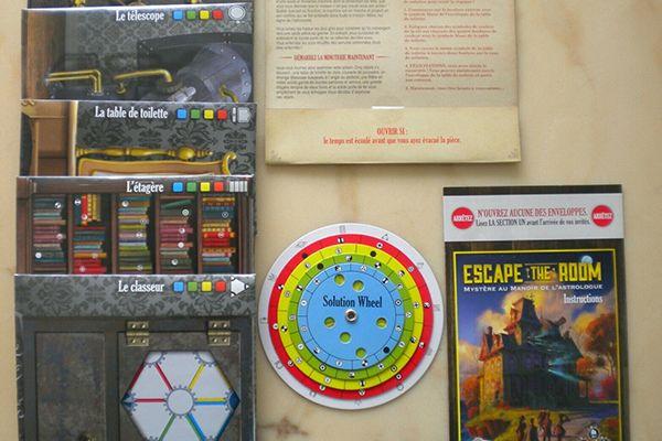 Escape The Room Mystère au Manoir de l'Astrologue