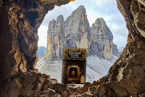 Escape Game Danger dans la mine