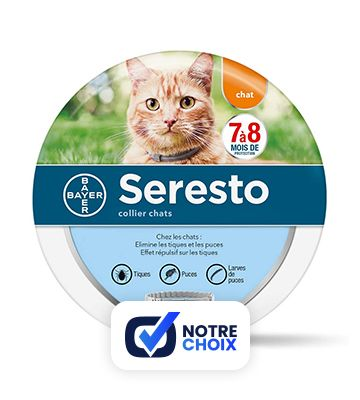 Bayer Collier Seresto