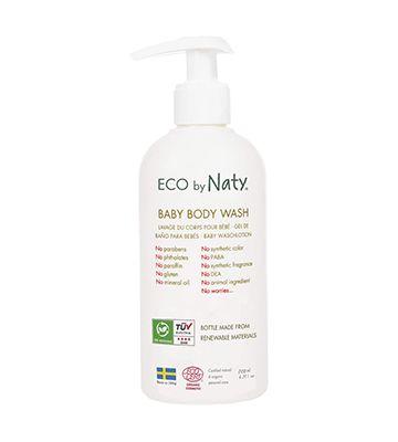 Eco by Naty baby body wash (200ml)
