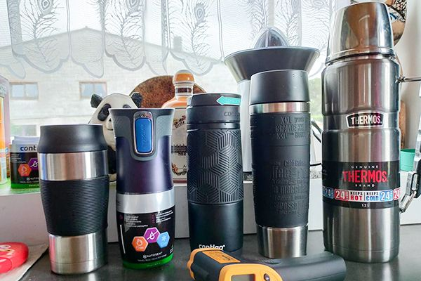 Test des meilleurs mugs isothermes