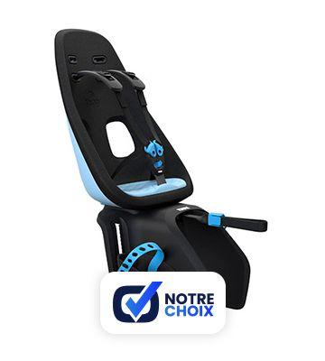 El mejor asiento de bicicleta para bebés