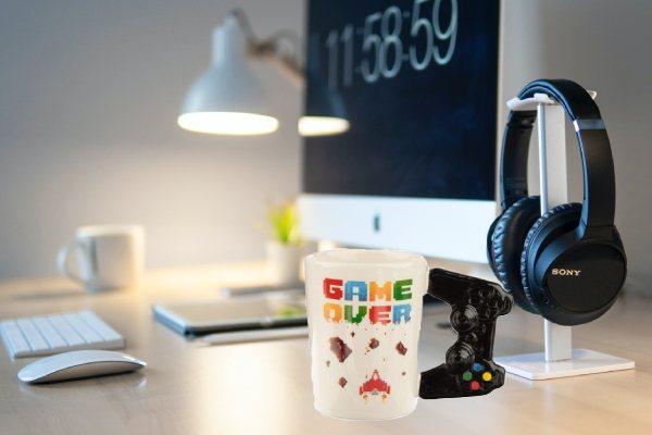mug game over de Puckator