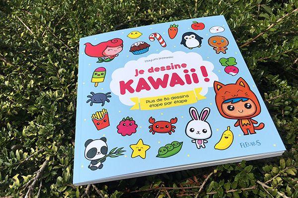 Je dessine Kawaii !, de mayumi Jezewski (2017)
