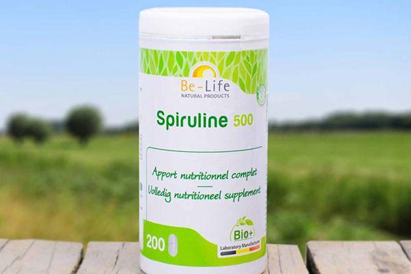 Be-life Spiruline 500 bio