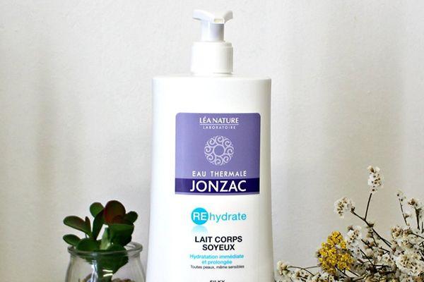 Eau Thermale Jonzac Lait Hydratant Soyeux Corps