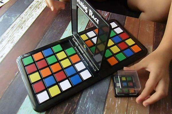 Le Rubik's Race, de Goliath
