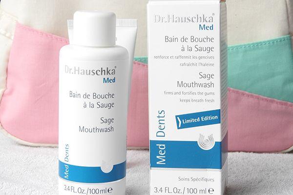 Dr Hauschka Bain de Bouche à la Sauge