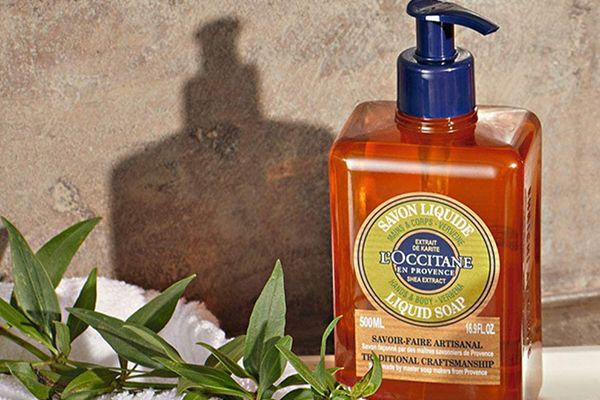 Occitane en Provence Savon Liquide Mains Corps Verveine