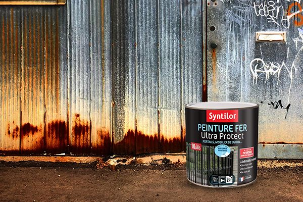Syntilor - Peinture Fer Ultra Protect