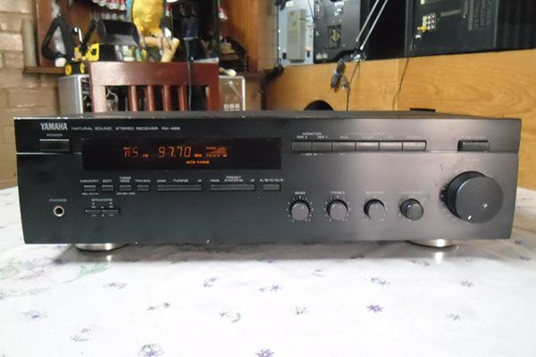 Yamaha RX-485