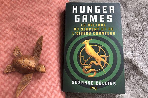 Hunger Games La ballade du serpent et de l'oiseau chanteur, de Suzanne Collins (2020)