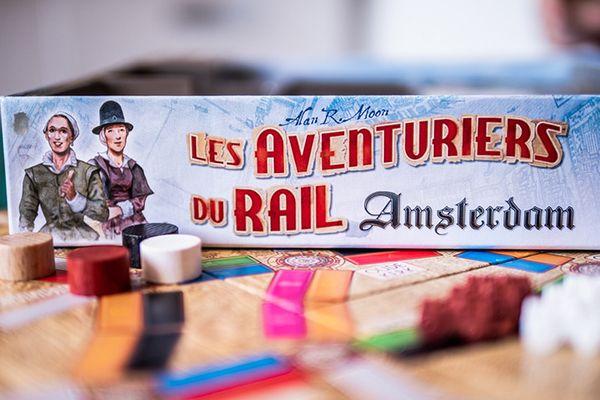 Les aventuriers du rail Amsterdam