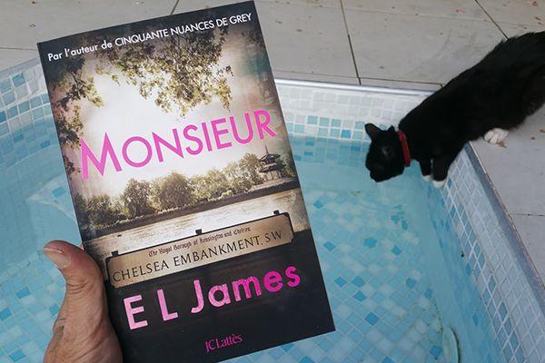 Monsieur, de E.L. James (2019)