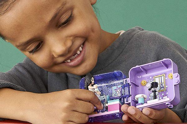 Le cube d'Emma de Lego Friends