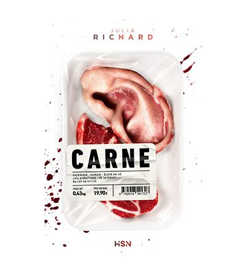 Carne, de Julia Richard (2020)