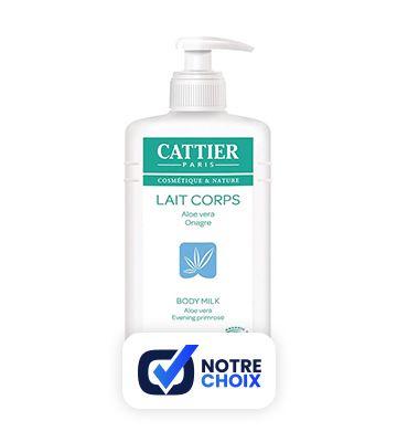 Cattier Lait Corps Modelant (500 ml)