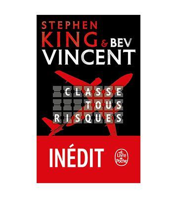 Classe tous risques, de Stephen King et Bev Vincent (2018)