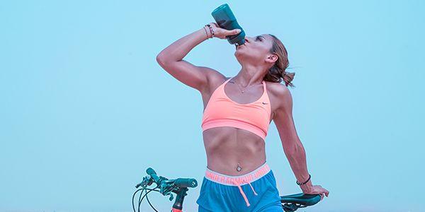 Bien s'hydrater pendant le sport