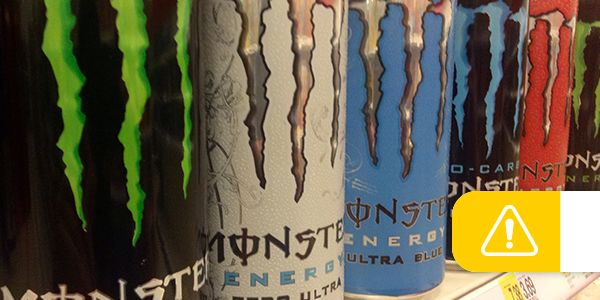 Attention à la consommation de boissons énergétiques
