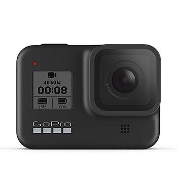 Pack GoPro Hero 8 black (-27%)