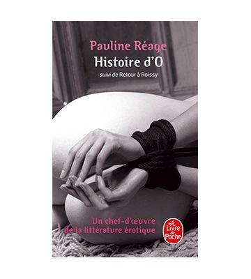 Histoire d'O, de Pauline Réage (1954)