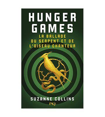 Hunger Games : La ballade du serpent et de l'oiseau chanteur, de Suzanne Collins (2020)