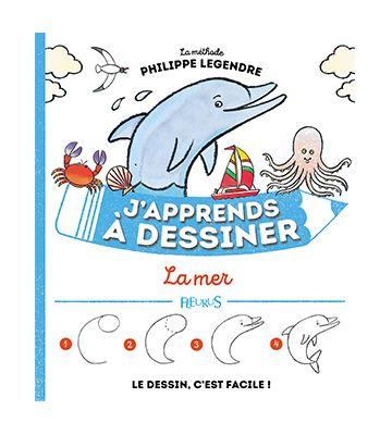 J'apprends à dessiner la mer, de Philippe Legendre (1993)
