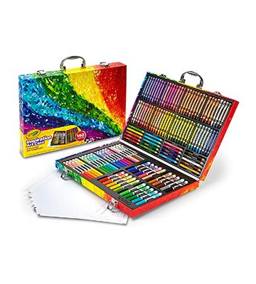 L'art case de Crayola