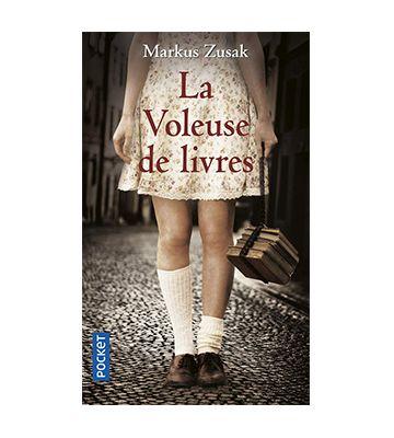 La voleuse de livre, de Markus Zusak (2005)