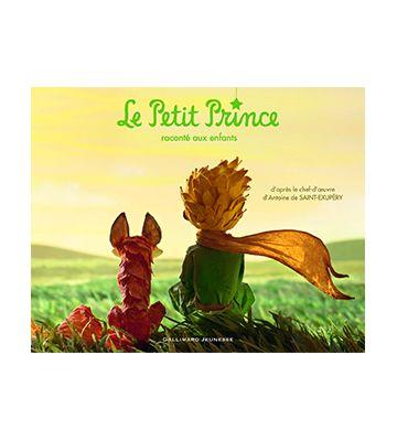 Le Petit Prince raconté aux enfants, de Gallimard Jeunesse (2015)