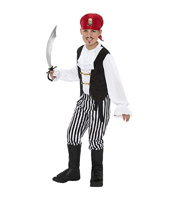 Le costume de pirate de Smiffy's
