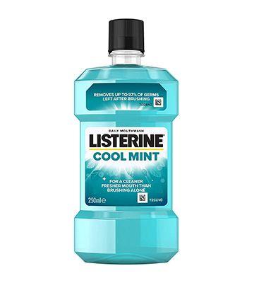 Menta fresca de Listerine