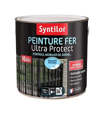 Syntilor - Pintura de hierro ultraprotectora (1,5 L)