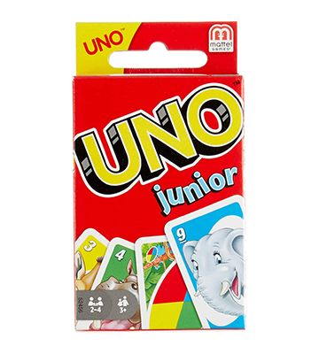 Uno Junior, de Mattel Games