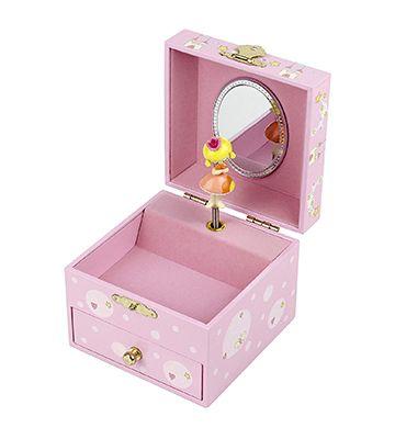 La boîte à bijoux musicale de Trousselier