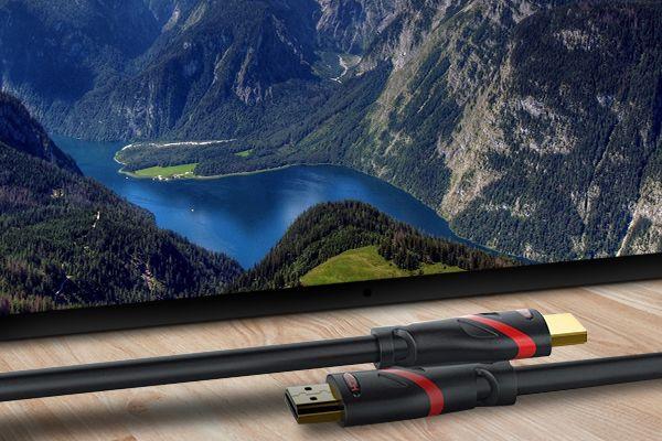 CSL Cable HDMI 2-0b