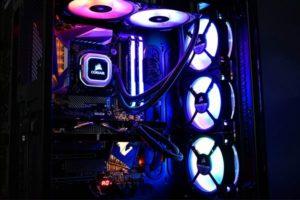 Corsair H100i RGB Pro XT