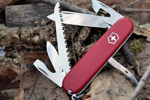 Victorinox Swiss Army Huntsman