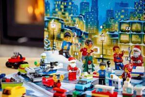 Le calendrier Avent Lego City