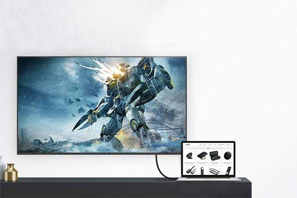 UGREEN Plat HDMI 4K 60Hz Coude 270