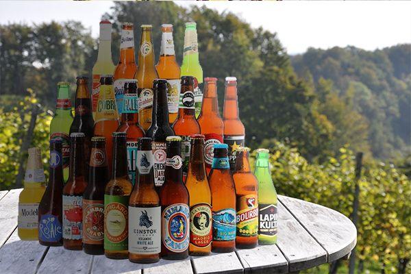 Le calendrier World Wide Beers de Saveur Bière