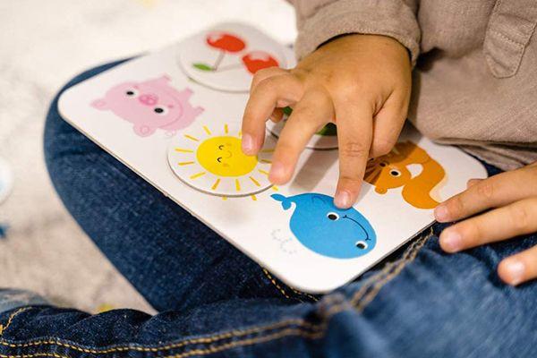 La petite école - Les couleurs et les formes de Nathan