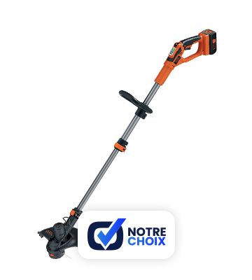 Black+Decker GLC3630L20-QW