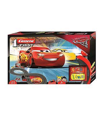 Carrera First Disney Pixar Cars 3