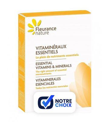 Fleurance Nature Vitaminéraux Essentiels