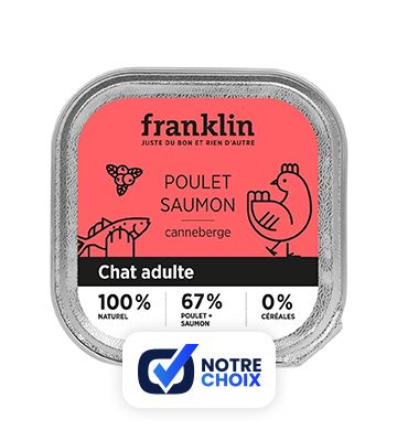 Franklin Pet Food (16 x 100 g)
